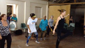4.9 Blended Rhythms workshops for adults