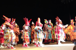 5.3 An exchange of masquerades from Montserrat and Guadeloupe