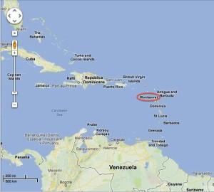 M.1 Montserrat-Caribbean